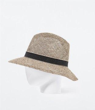sombrero paja zara